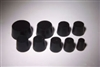 1-Hole Rubber Stopper Size 4