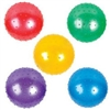 Set of 5 Small Knobby Balls