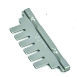 Replacement 6 Tooth Gel Comb for Electrophoresis