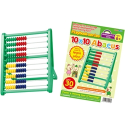 10 x 10 Abacus