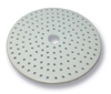 230mm Porcelain Desiccator Plate with Small Holes