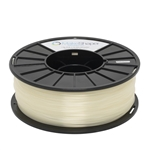 Natural Plastic Filament 1.75mm for 3D Printer 1kg