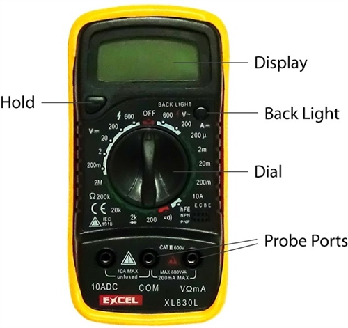 dc electrical measurements