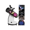"Orion FunScope Astro Dazzle 4.5"" Reflector Telescope Kit"