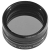 "Orion 1.25"" Variable Polarizing Filter"
