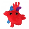 Giant Microbes- Heart Organ