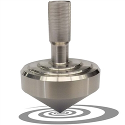Precision Stainless Steel Spinning Top