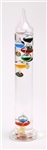 Galileo Thermometer 15""