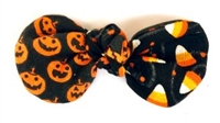HAIR BOW - Candy Corn