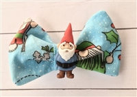 gnome hair bow