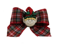 Holiday bow accessories