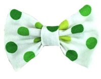 Hair Bow - Shamrock