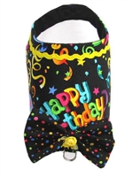 Birthday pet clothes