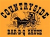 Countryside Bar-B-Q Sauce, 1 Gallon