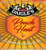 Daigle's Peach Heat Glaze, 12oz
