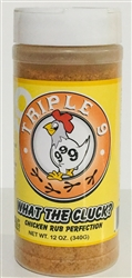 Triple 9 Swine What The Cluck, 12oz