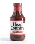 Head Country Hot BBQ Sauce, 20oz