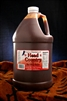 Head Country Hot BBQ Sauce, Gallon