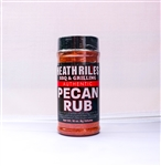 Heath Riles BBQ Pecan Rub, 16oz