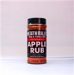 Heath Riles BBQ Apple Rub, 16oz