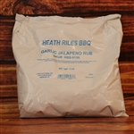 Heath Riles BBQ Garlic Jalapeno Rub, 2lb