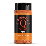 Kosmo's Cow Cover Rub, 10.5oz