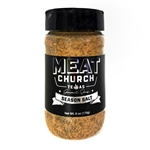 Meat Church Gourmet Season Salt, 6oz