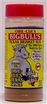 Obie-Cue's Big Bull Brisket Rub, 13oz