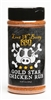 Loot N' Booty Gold Star Chicken Rub, 13oz