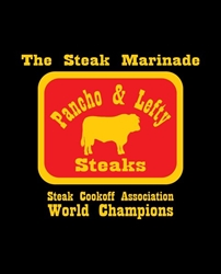 Pancho & Lefty The Steak Marinade, 8oz
