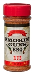 Smokin' Guns Hot Rub, 7oz