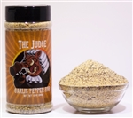 "The Judge ""Garlic Pepper BBQ Rub"", 12oz"