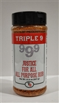 "Justice For All ""All Purpose Rub"", 12.6oz"