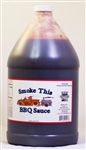 Smoke This Kansas City Style BBQ Sauce, Gallon