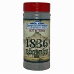 SuckleBusters 1836 Brisket Rub, 12oz