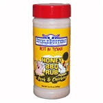 SuckleBusters Hog Waller Honey BBQ Rub, 13.75oz