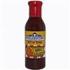 SuckleBusters Peach BBQ Sauce, 12oz