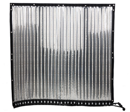 4' x 4' Hybrid, Daylight or Tungsten LED Blanket