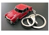 MERCEDES-BENZ SL KEY CHAIN RED W113 280SL 230SL 250SL