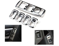 DOOR CHROME SWITCH COVERS SET W212 C207 C204 GLK GLA