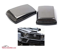 G-WAGON G63/G65 MANSORY STYLE LED SIGNALS 90-18 W463 FITS ALL MODELS G500/G550/G55/G65