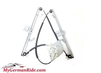 G-WAGON FRONT WINDOW REGULATOR W/OUT MOTOR (DRIVER SIDE) 00-16 G500/G55/G550/G63