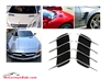 MERCEDES BENZ SL AMG STYLE HOOD/FENDER VENTS PAIR FOR ALL MODELS