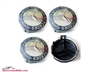 75 Mm Mercedes Benz Wheel Emblem Center Cap Set Of 4