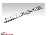 GENUINE MERCEDES-BENZ AMG EMBLEM LOGO FOR ALL MODELS A2208170815