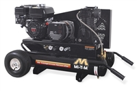 Mi-T-M air compressor generator AG1-PH65-08M1