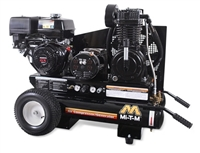 Mi-T-M air compressor generator AG2-PH13-08M1