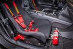 R-2018 Fire Extinguisher Mount for Aftermarket Seats