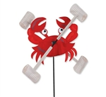 Crab Motion Art Spinners