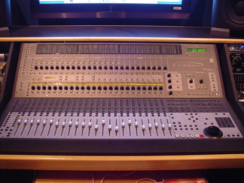 Digidesign Control 24 Sold!